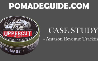 Pomade Guide – Amazon Revenue Tracking